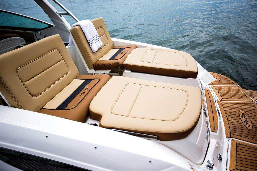 Luxury Boat Seats